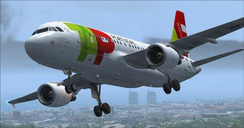 Нуқтаеро Португалия Pack FSX & P3D