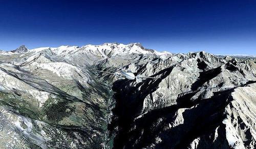 The Alpes - Val d'Aosta FSX & P3D