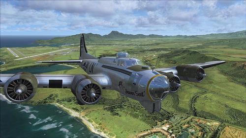 The Hawaiian Islands - Kauai FSX & P3D