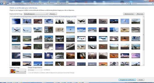 Thème Rikoooo Officiel Juillet - Windows 7