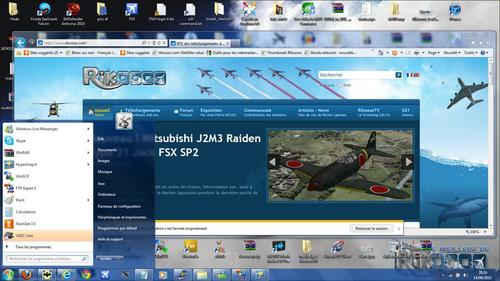 Officiell tema Rikoooo - Windows 7
