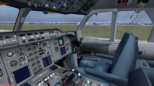 Tom Airbus A300-600ST Beluga FSX