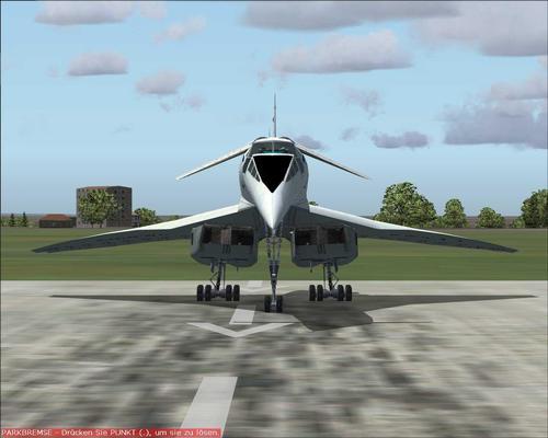 Tupolev TU-144 heill pakki 2.0 FS2004