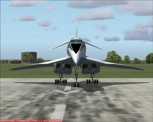 Tupolev tu-144 komplette Pak 2.0 FS2004