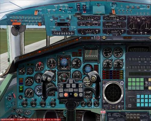 Tupolev TU-144 complete package 2.0 FS2004