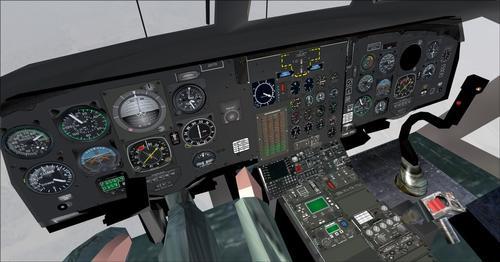 UKMIL Boeing Chinook HC2 FSX & P3D