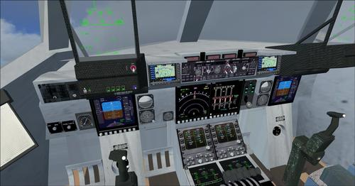 UKMIL C-17 Globemaster III v1.1 FSX & P3D