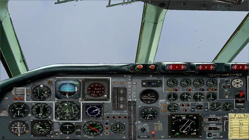 Vickers VC10 C1K RAF FS2004