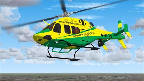 Bell 429 GlobalRanger Multi Pack FS2004