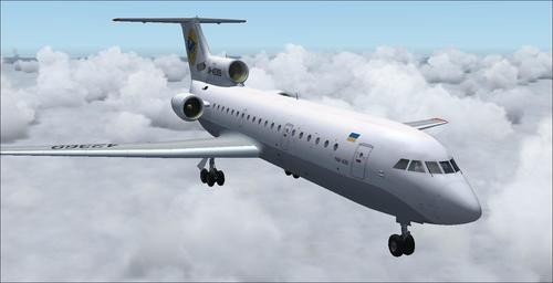 Yakovlev YAK-42 2.0 FS2004