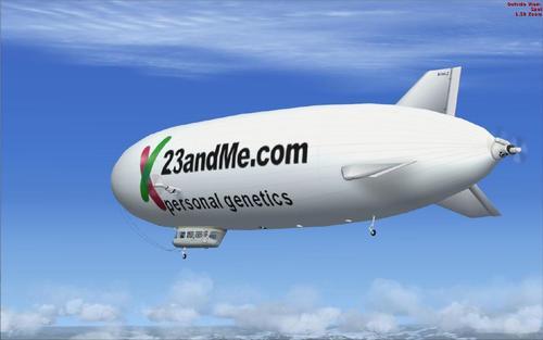 Zeppelin NT V1.0 for FS2004