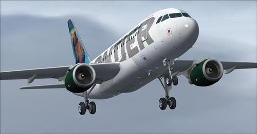 ஏர்பஸ் A320 குடும்ப மெகா பேக் FSX மற்றும் P3D