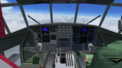 AlphaSim C-130 Hercules v1.1 FSX & P3D