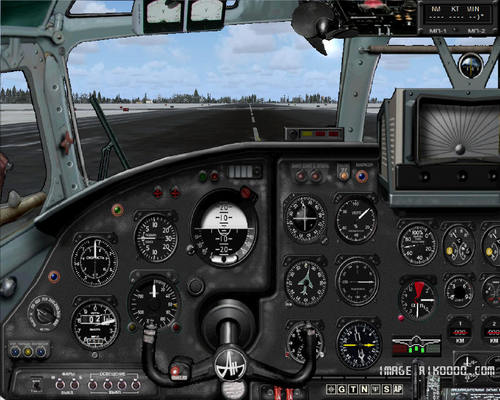 Antonov AN-26 FSX & P3D
