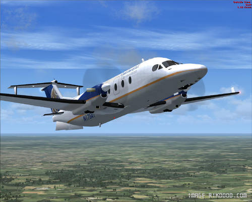 Tautala B1900D Regional Airlineer FSX