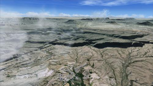 Big Bend National Park Part2 FSX & P3D