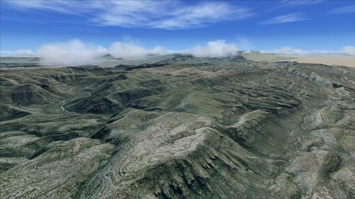 Big Bend National Park Part2 FSX & P3D