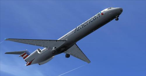 बोइंग 717-200 FSX और P3D