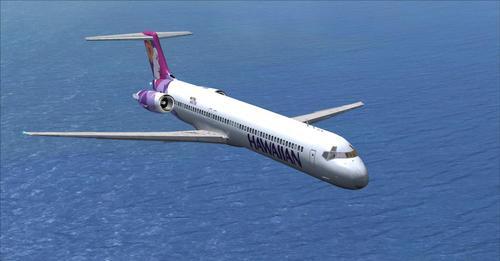 Boeing 717-200 FSX  &  P3D
