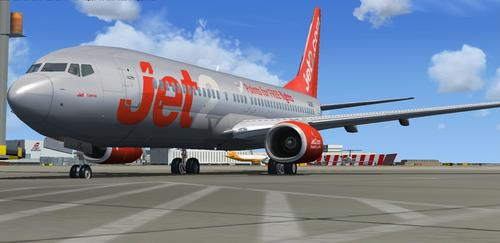 Boeing 737 800-Jet2.com Package FSX & P3D