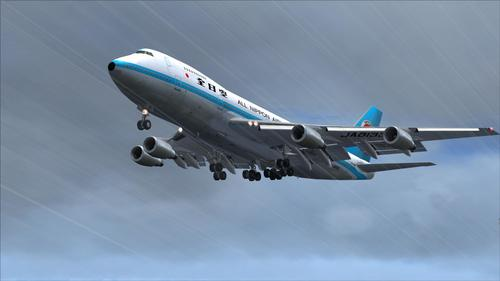I-Boeing 747-100 I-Mega Package Vol.1 FSX  &  P3D