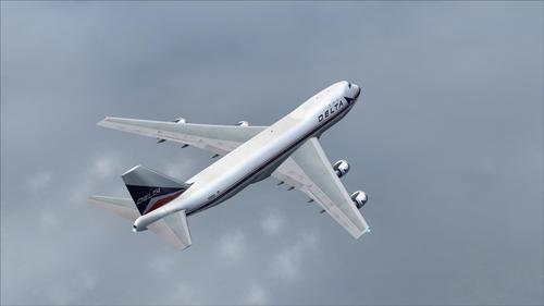 Boeing 747-100 game mega man sephutheloana Vol.1 FSX & P3D