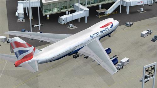 I-Boeing 747-200 I-Mega Package Vol.2 FSX  &  P3D