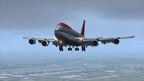 747 200 Boeing-Classical Package Vol.2 FSX  &  P3D