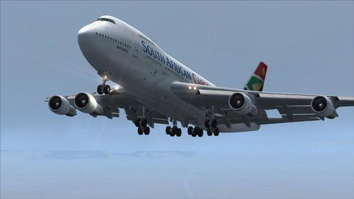 I-Boeing 747-200 I-Mega Package Vol.3 FSX  &  P3D