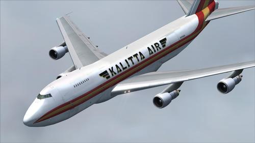 Boeing 747-200 Mega Package Vol.3 FSX & P3D