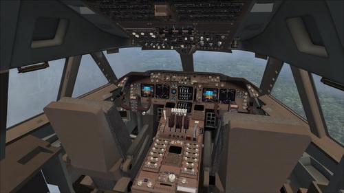 बोईंग 747-400 मेगा पॅकेज Vol.5 FSX आणि P3D