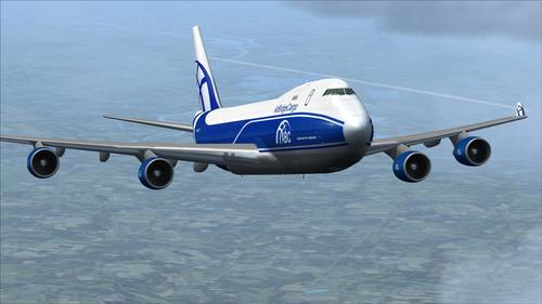 Boeing 747-400 Mega Package Vol.6 FSX & P3D