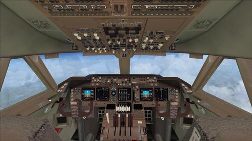 Boeing 747-8XX Mega Package Vol.7 FSX & P3D