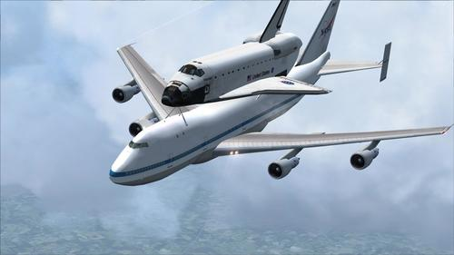 """Boeing 747-XXX Mega Package Vol.8"" FSX  &  P3D"