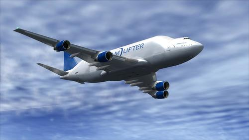 Boeing 747-XXX Mega Package Vol.8 FSX & P3D