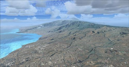 Canary Islands Part 1 FSX  &  P3D