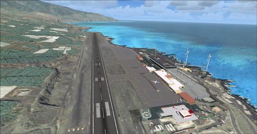 Îles Canaries partie n°1 FSX & P3D