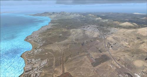 Îles Canaries partie n°2 FSX & P3D