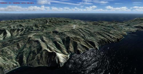 Parque Nacional Channel Islands FSX  &  P3D