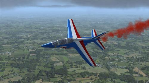 Dassault/Dornier AlphaJet PAF FSX & P3D