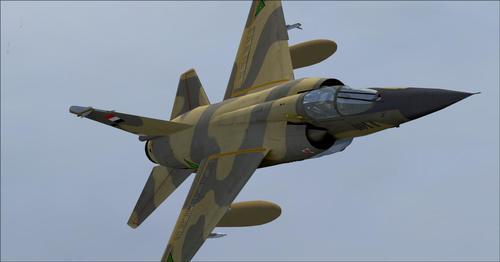 Dassault Mirage F1 Mega Pack FSX & P3D