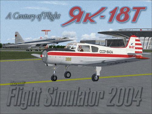Јаковлев Јак-18T FS2004