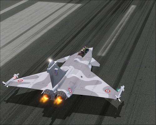 Dassault Rafale FSX