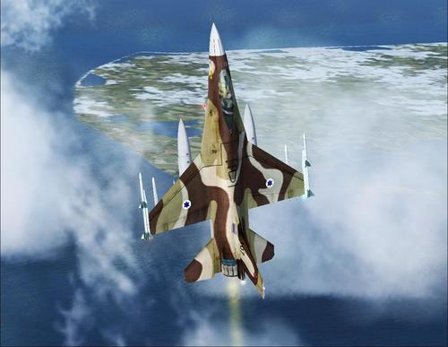 I-F-16 Fighting Falcon FSX  &  P3D