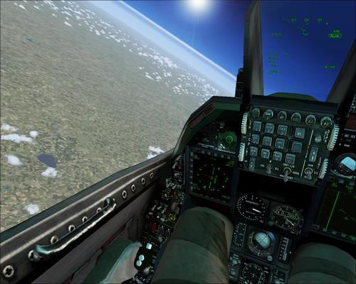 F-16 Fighting Falcon FSX & P3D
