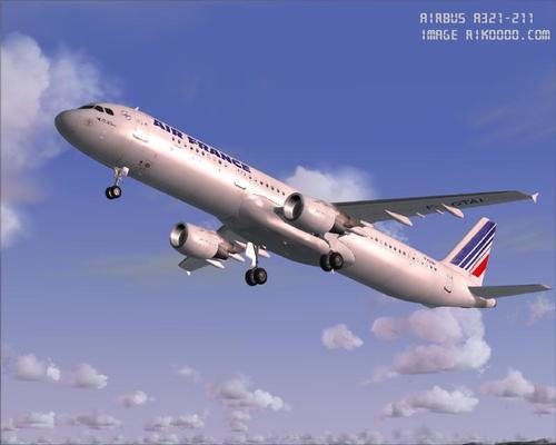 Flotte Air France FS2004