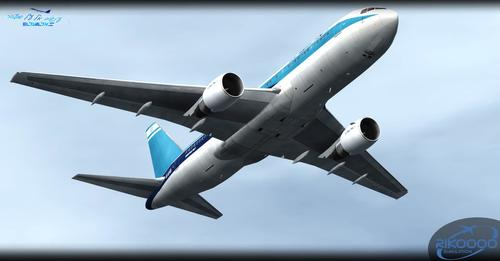 Fleet El Al Israel Airlines v1.0 FSX і P3D