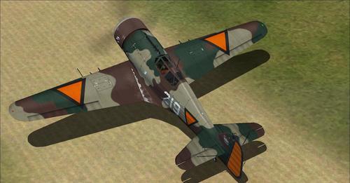 Fokker D.21 pakki v2.0 FSX  &  P3D