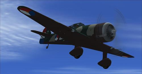 Fokker D.3 אריזה v2.0 FSX & P21D