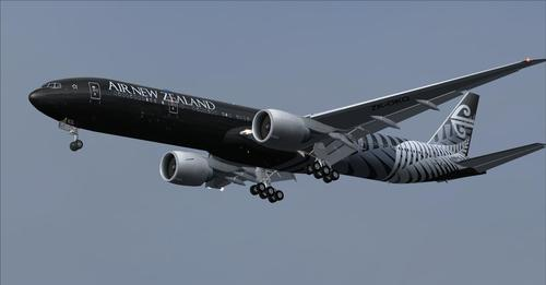 Air New Zealand Package FSX & P3D